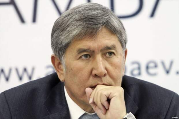 Алмазбек Атамбаев — не Жириновский, но «баттл» устроить может