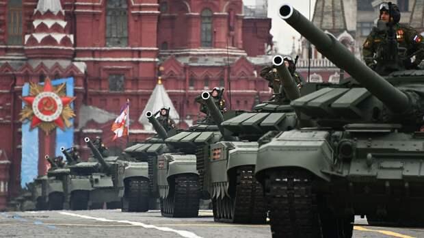 В США назвали ТОП-5 вооружений РФ на Параде Победы