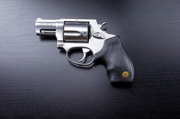 Травматический пистолет. |Фото: theobject.ru.