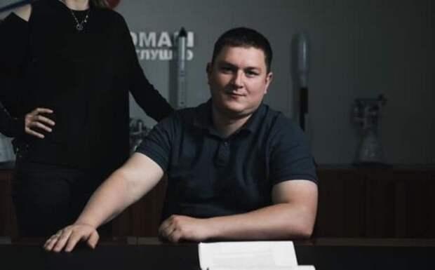 Освобождённый в Минске журналист Максим Солопов рассказал об условиях содержания