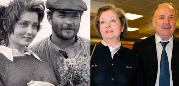 Жанна Болотова и Николай Губенко