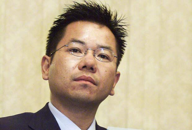 Основатель фирмы *Хикари Цуси* Ясумицу Сигэта.