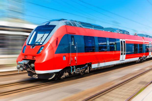 С первого февраля изменилось расписание движения поездов между стациями «Курская» и «Дмитровская»