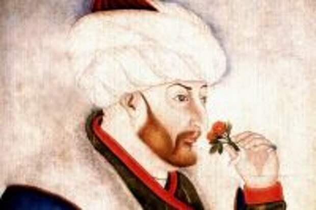 Сулейман I Великолепный.