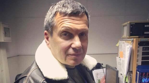 Соловьев назвал причины промаха Зеленского
