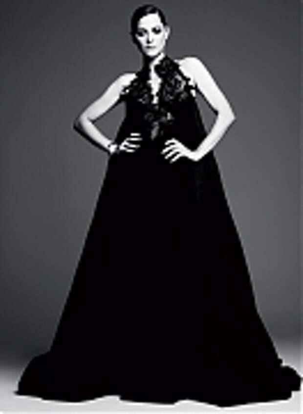 Марион Котийяр (Marion Cotillard) в фотосессии Бена Хассетта (Ben Hassett) для журнала Harper's Bazaar UK (декабрь 2012)
