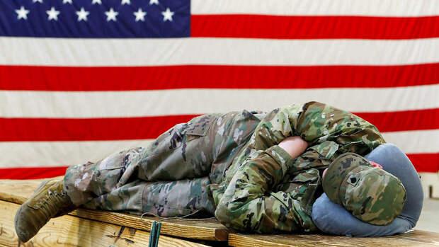 Счетная палата признала потерю США абсолютного военного господства