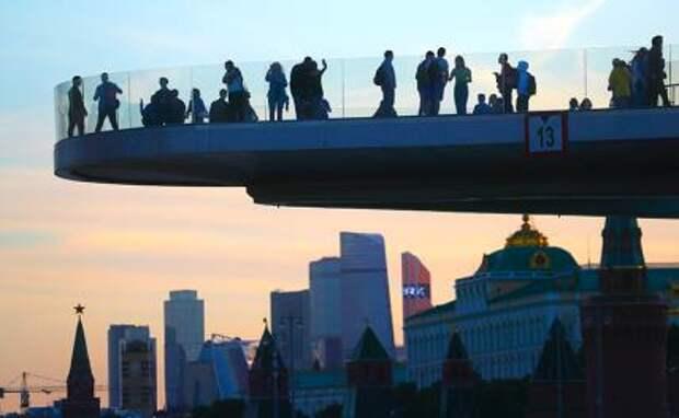 Россия прирастает средним классом нищих