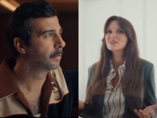 Иван Ургант выпустил клип с Паулиной Андреевой на песню «Морального кодекса»: видео набирает популярность (ВИДЕО)