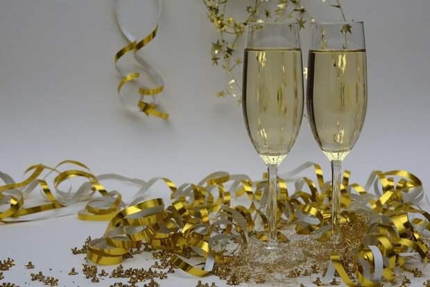 Нет повода: россияне стали покупать меньше шампанского