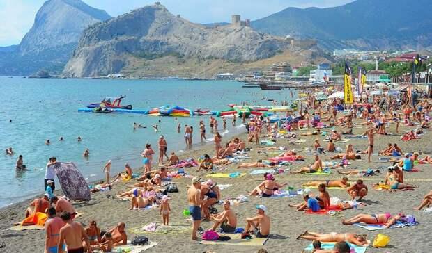 И в тесноте, и в обиде: в Крым этим летом могут приехать более 10 млн человек