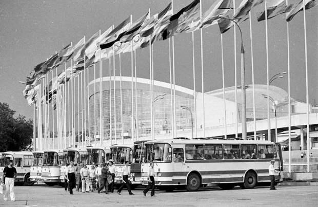 Москвичи вспомнят Олимпиаду-80 в ходе квеста