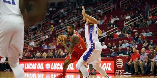 «Хьюстон» победил «Нью-Йорк» в матче НБА
