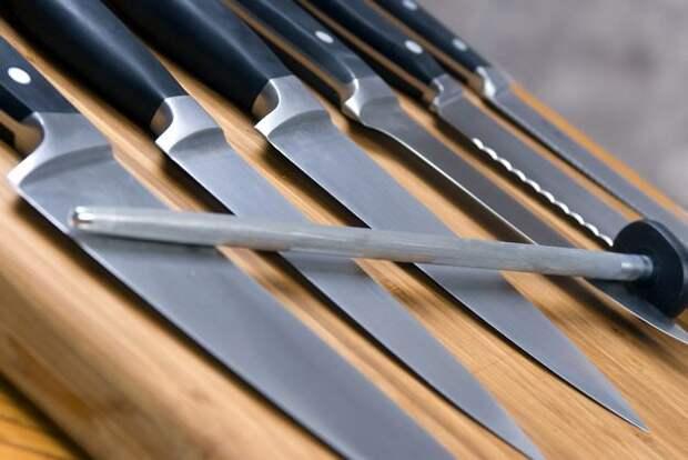Кухонные ножи: особенности ухода и хранения