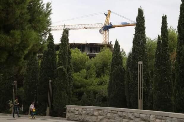В Минимуществе Крыма дали пояснение по земельным участкам в Форосском парке