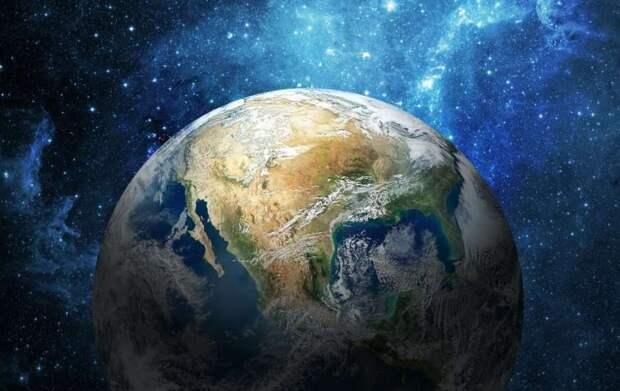 Миллион лет назад Мидгард-Земля была Заповедником и специально не заселялась развитой цивилизацией