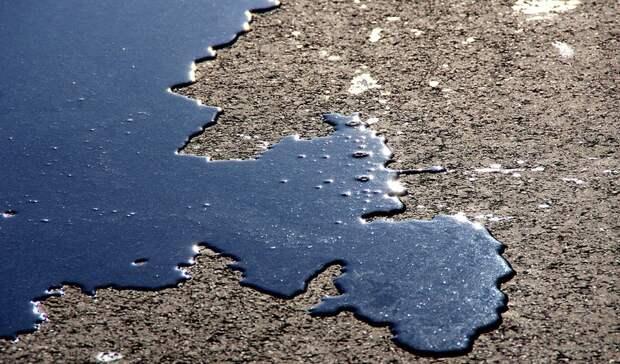 Намагистральном нефтепроводе «Транснефти» вТатарстане произошла утечка нефти