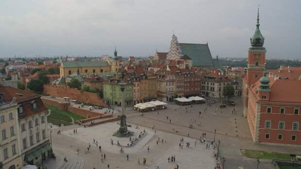 В Польше задержали 43-летнего мужчину по обвинению в шпионаже