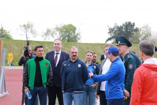 Спасатели Лиды приняли участие в фестивале ´Вытоки´.