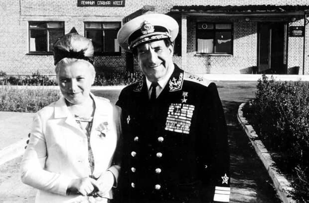 Тайна гибели вице-адмирала Георгия Холостякова