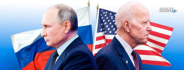 Москва пока не дала согласия на встречу Путина с Байденом