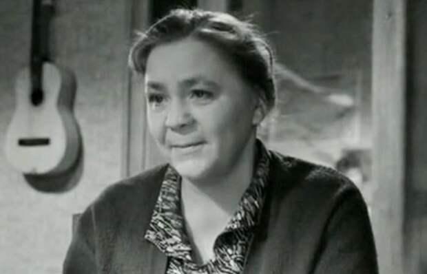 Народная артистка РСФСР Валентина Телегина | Фото: kino-teatr.ru