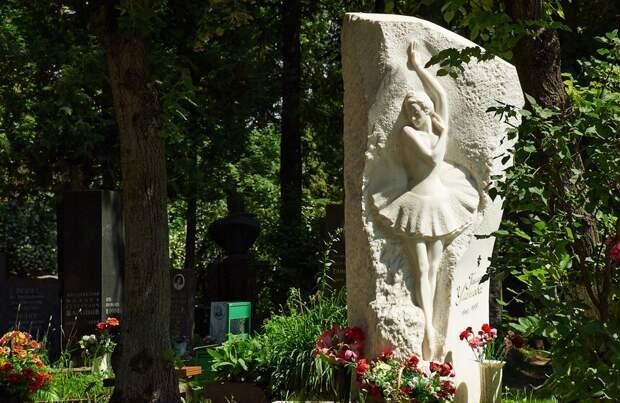 Какие тайны хранит Новодевичье кладбище (2)