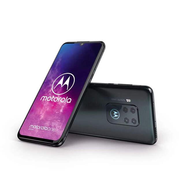 Motorola One Zoom не будет относиться к программе Android One