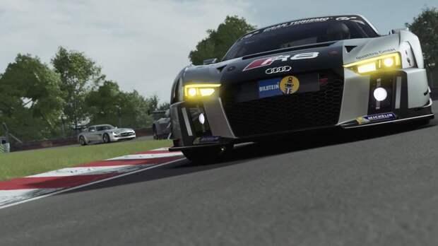 Немного ночного геймплея Gran Turismo Sport с gamescom 2017