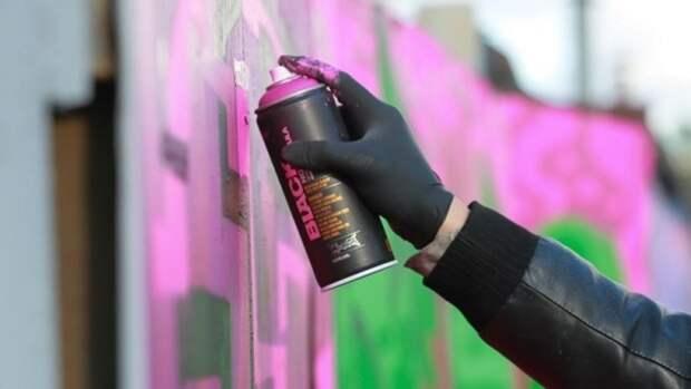 Уличные художники превратили приморскую электричку в «шедевр авангарда»