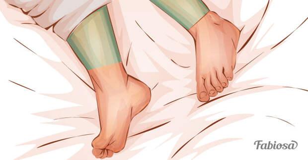 Гипнотические рывки: почему наше тело вздрагивает, когда мы засыпаем