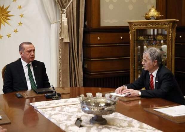 Россия послала Турции сигнал