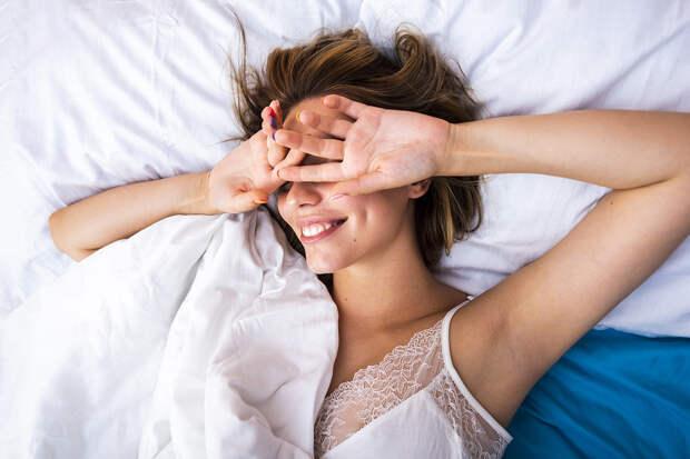 Шесть вещей для идеального ночного сна