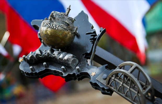 НАТО никогда не вернёт Крым Украине