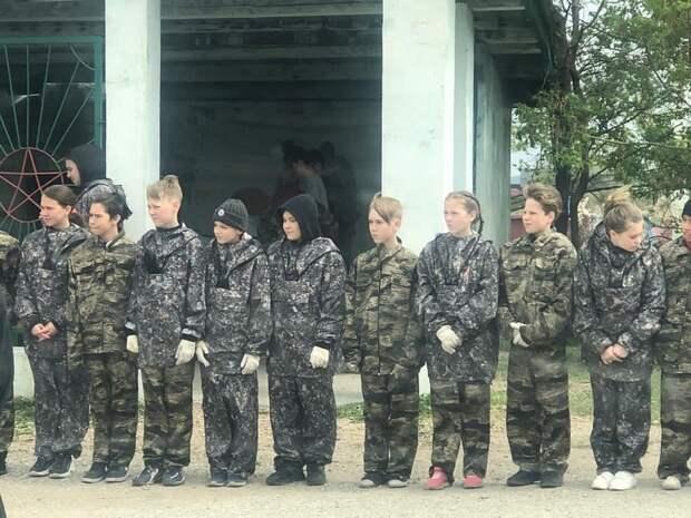 """""""Штурм Берлина"""" устроили уссурийские подростки"""