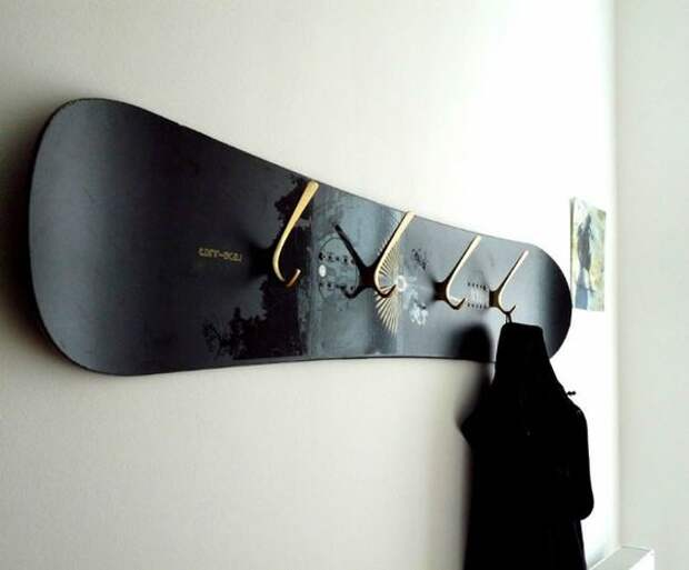 как сделать переделать украсить скейтборд