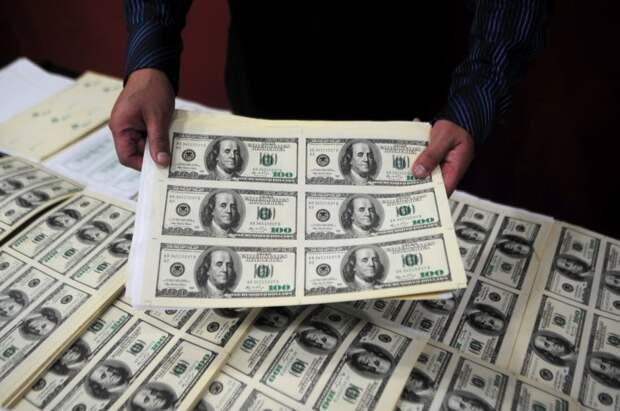 Госдолг США достиг рекордной суммы