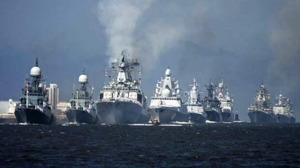 В США оценили развитие российского флота