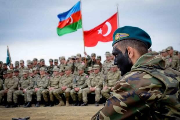 Турция расширяет военное присутствие в Азербайджане