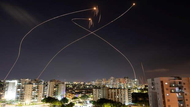 Около 3,7 тысячи ракет выпущены из сектора Газа по Израилю с начала конфликта