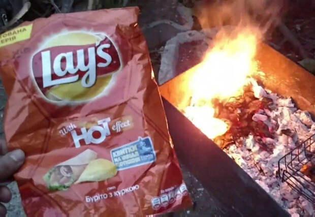 Альтернативные способы розжига. | Фото: Pinterest.