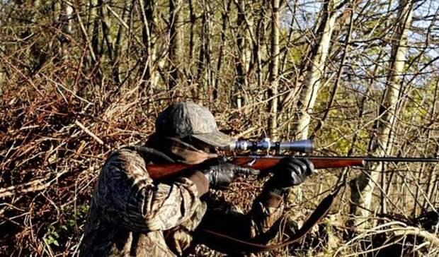 У жителя Орска изъяли боевую винтовку и 27 патронов