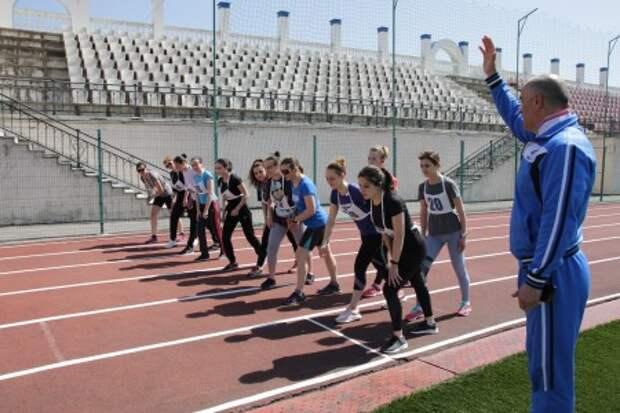 Росгвардейцы приняли участие в первенстве по легкоатлетическому кроссу