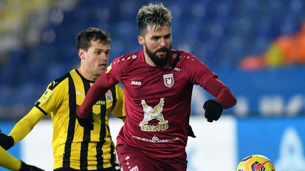 Деспотович назвал себя лучшим нападающим РПЛ