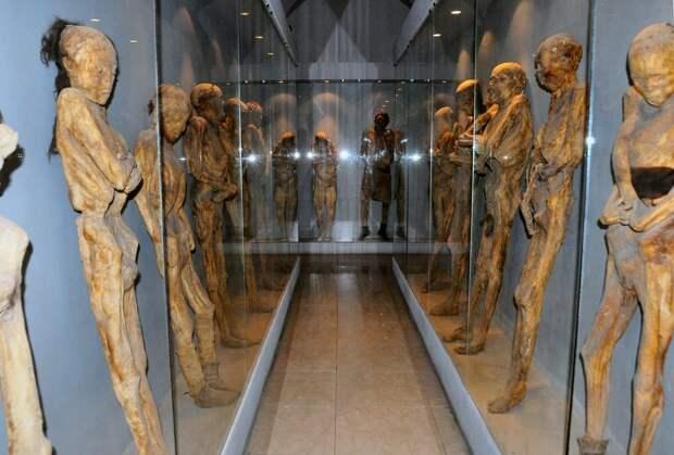 Реальная жуть: мумии из Гуанахуато
