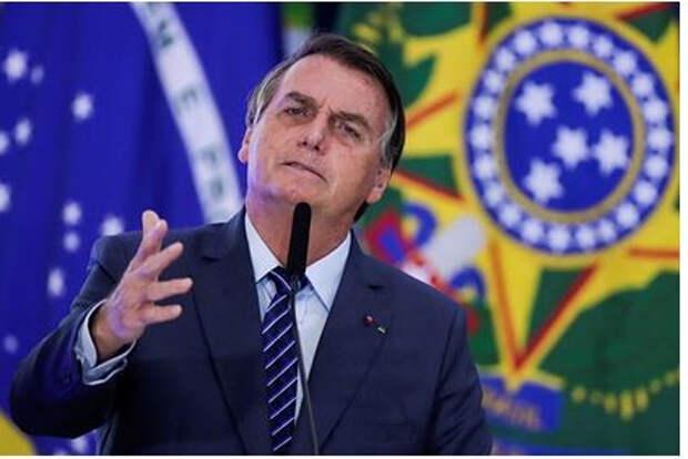 Президент Бразилии рассказал о своей схожести с Путиным