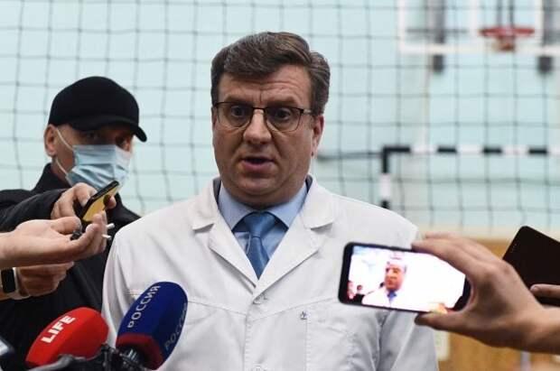 В Омской области возобновились поиски пропавшего главы Минздрава региона