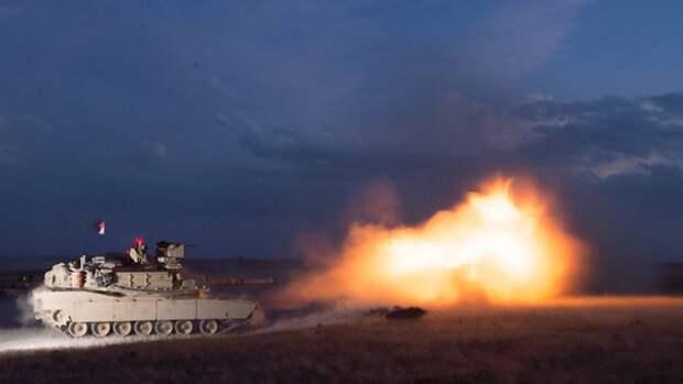 """В США приняли решение ликвидировать последний танковый батальон """"морских котиков"""""""