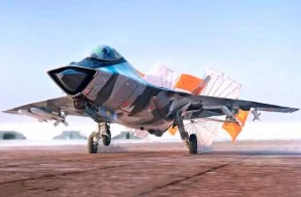 В России идёт работа над «истребителем-перехватчиком 5 Махов»