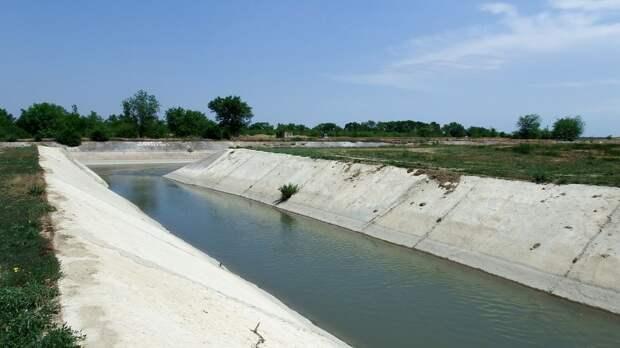 Проект системы водоснабжения в Крыму одобрила Главгосэкспертиза